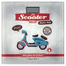 Personenwaage Scooter