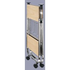 Deluxe Serving Trolley