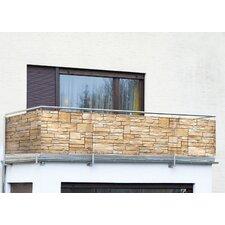 Sichtschutz Wall