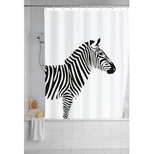 Duschvorhang Zebra Anti Mould