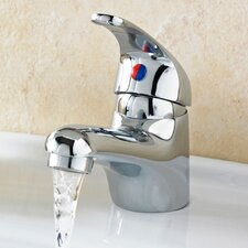 D Type Monobloc Basin Mixer with Waste