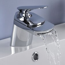 Series U Waterfall Monobloc Basin Mixer