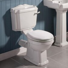 Legend Close Coupled Toilet with Seat