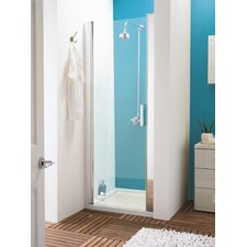 185cm x 70cm Hinged Shower Door