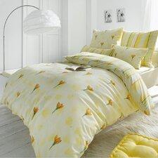 Bettwäsche-Set Tulpe aus Baumwolle