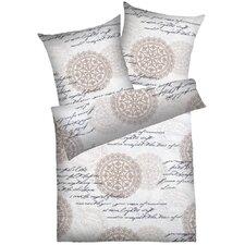 Bettwäsche-Set Karina aus Baumwolle