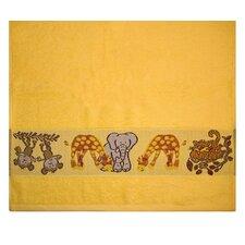 Handtuch Affe