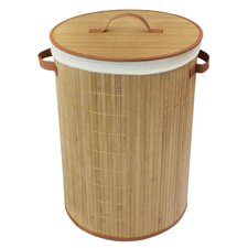 Cylinder Laundry Basket