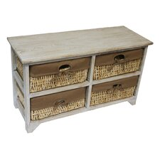 Maize 4 Drawer Chest