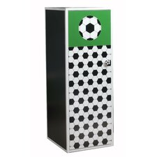 Goal Keeper 1 Tier 1 Wide Locker