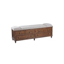 Brody Upholstered Storage Entryway Bench