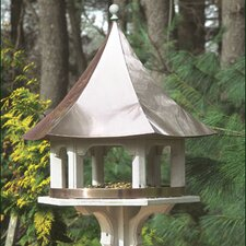 Lazy Hill Farm Carousel Gazebo Bird Feeder