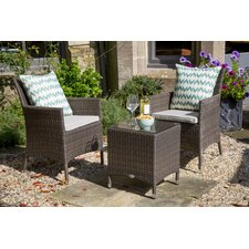 Rio 2 Seater Conversation Set with Cushions