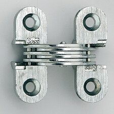 Model 103 Invisible Cabinet Hinge