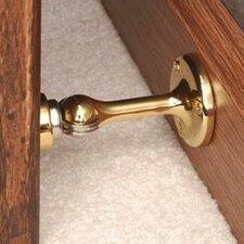 Magnetic Door Stop Holders Steel Baseboard Stop (Set of 2)