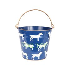 Westminister Dog Toy Pail