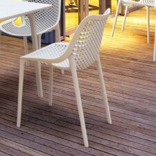 Air Stacking Dining Side Chair (Set of 2)