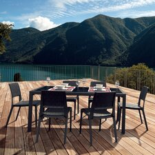 Wickerlook 7 Piece Dining Set