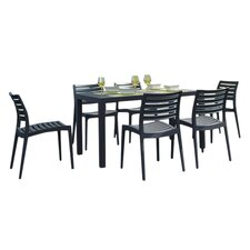 Ares 7 Piece Outdoor Dining Set
