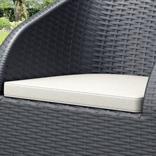 Siesta Outdoor Deep Seating Lounge Chair Cushion (Set of 2)