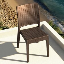 Siesta Florida Stacking Dining Side Chair (Set of 2)
