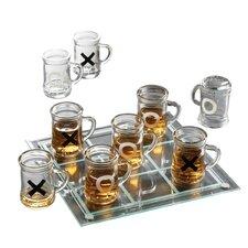 Game Night 10 Piece Shot Glass Set
