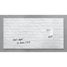 Sigel Magnetic Glass Dry Erase Board