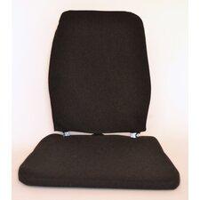 Trimet CF Memory Foam Back Cushion