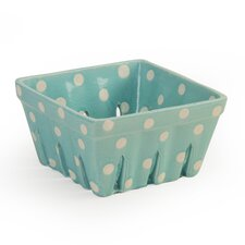 Dots Berry Basket Set Of 4 (Set of 4)
