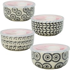 8-Piece Storage Bowl Set