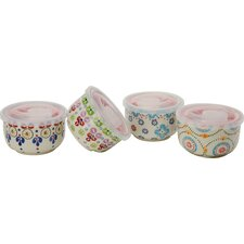 Gypsy 8-Piece Storage Bowl Set