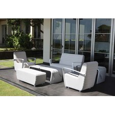 Axis 4 Seater Sofa Set with Cushions