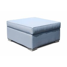 Ibiza Ottoman Stool with Cushion