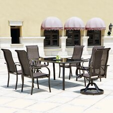 Coronado 7 Piece Dining Set (Set of 7)