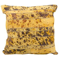 Acidwash Stripe Throw Pillow