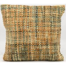 Basketweave Throw Pillow