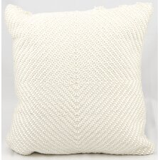 Woven Luster Throw Pillow