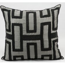 Interlock Throw Pillow