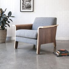 Lodge Fabric Arm Chair