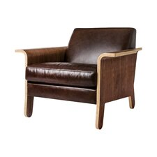 Lodge Leather Arm Chair