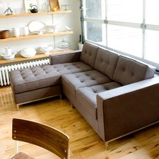 Jane Loft Bi-Sectional