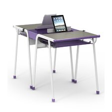 "A&D Laminate 30"" Multi-Student Desk"