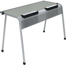 "A&D Metal 30"" Multi-Student Desk"
