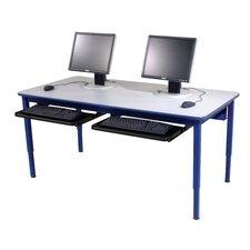 4 Leg Computer Training Table