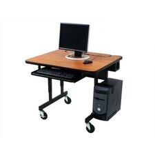 Classic Flip Top Computer Desk