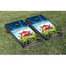 Angry Birds Angry Team Version Cornhole Game Set