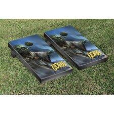 Star Wars Yoda Version Cornhole Game Set