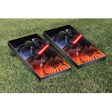 Star Wars Darth Vader Version Cornhole Game Set
