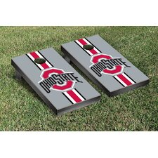 Ohio State OSU Buckeyes Stripe Version Cornhole Game Set