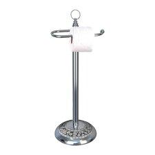 Freestanding Toilet Tissue Holder